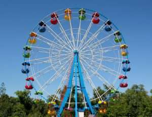 Ferris Wheel - Summer Date Ideas