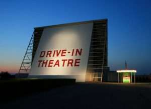 Drive in movies dating ideas