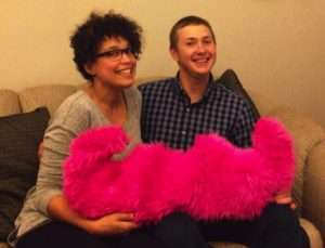Lyft Love Birds