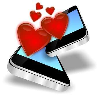 Mobile Dating valentine's