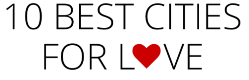 Best Cities for Love